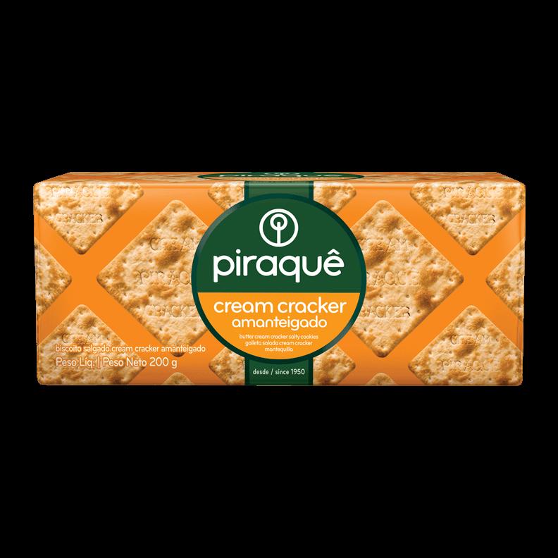 Cream Cracker Amanteigado
