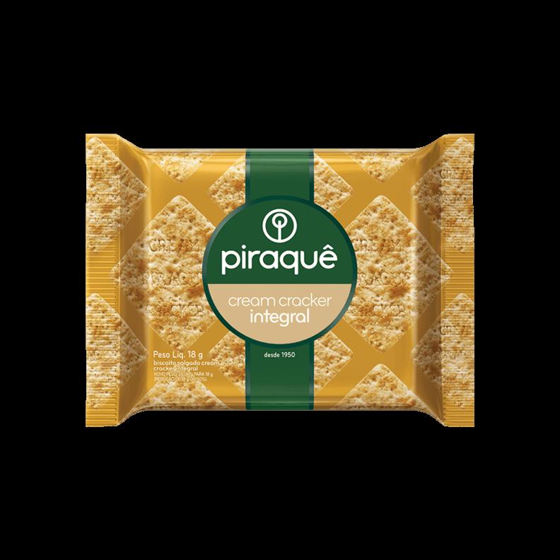 Cream Cracker Integral