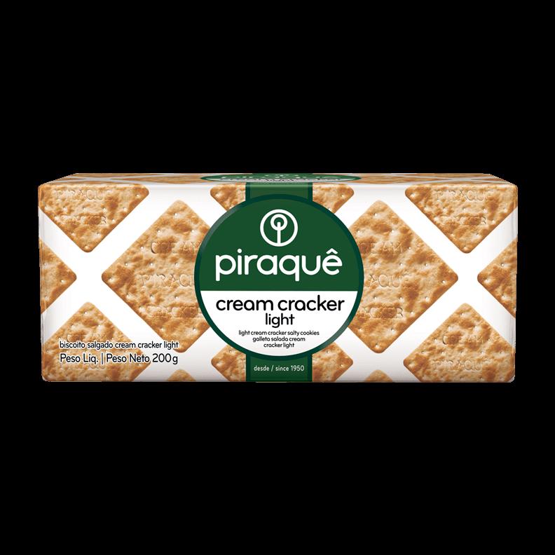 Cream Cracker Light