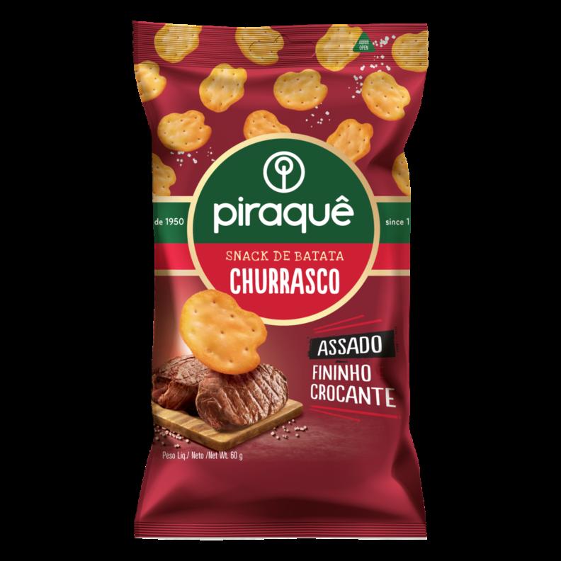 Biscoito de Batata Churrasco